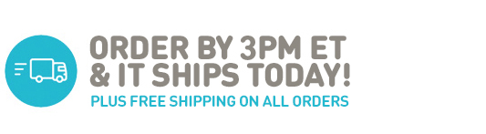 SHIPS TODAY!