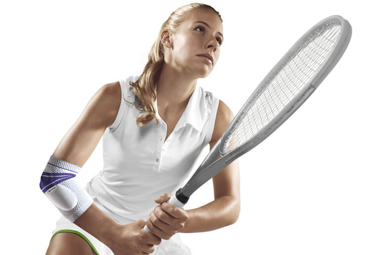 Bauerfeind Braces & Supports for Tennis