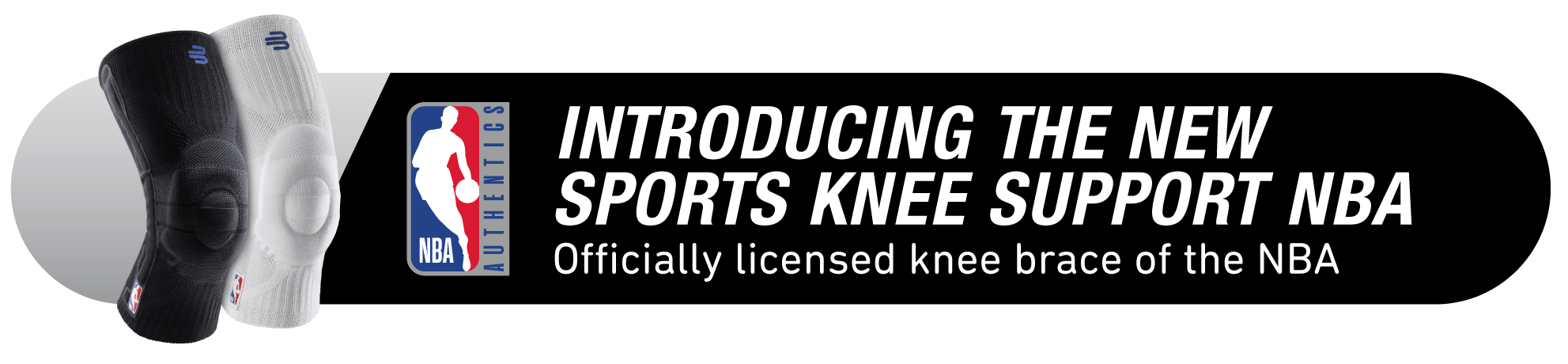 GenuTrain NBA Knee Support