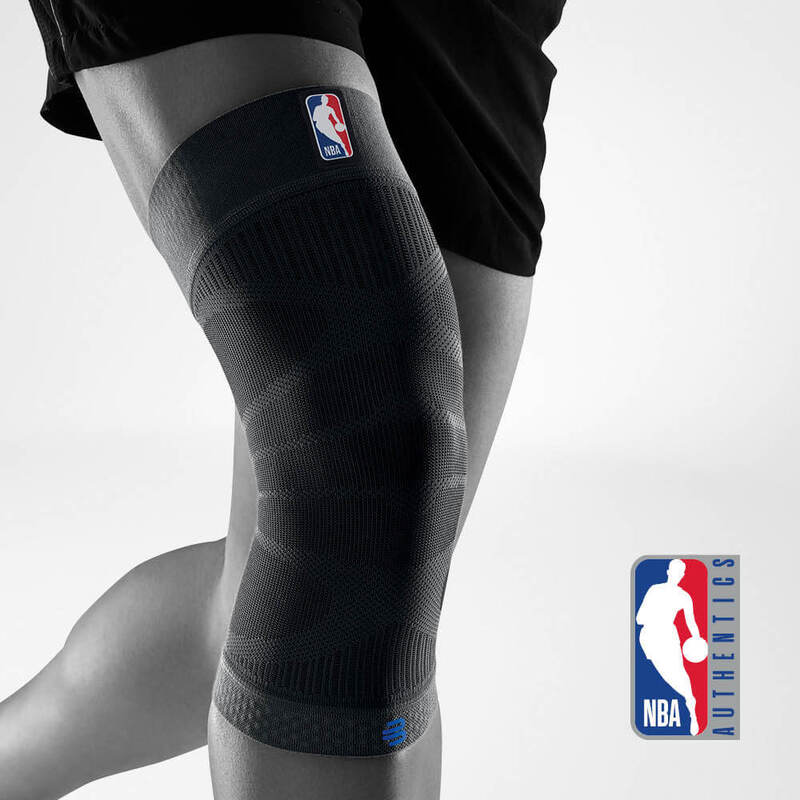 Sports Compression Knee Support NBA with Team Editions